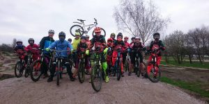 Mountain bike ride – Clapham